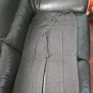Rafaella Size 10 Grey Pants